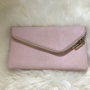 Handbags - Light pink leather purse